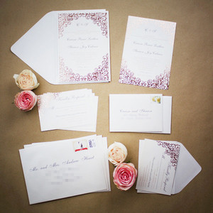 Carissa Loethen Bridal Blog: Wedding Invitations