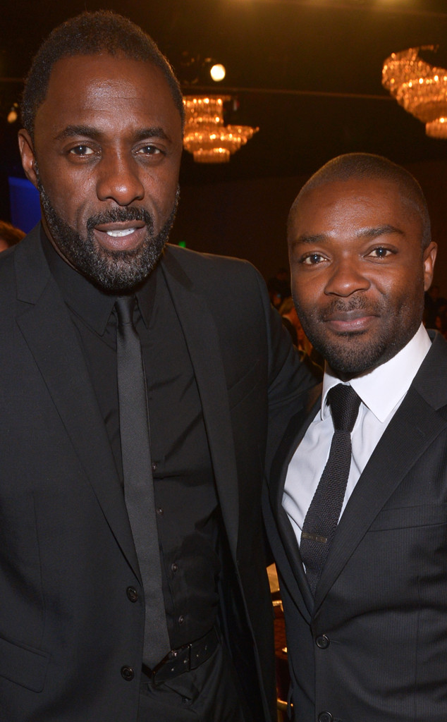 Idris Elba, David Oyelowo
