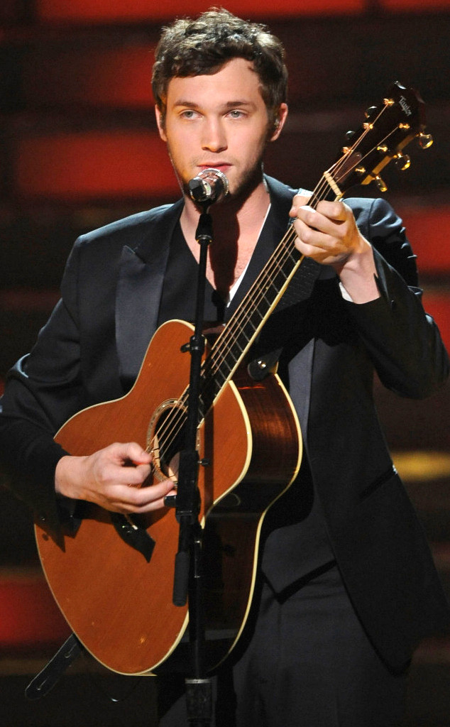 Ranking American Idol winners, Phillip Phillips