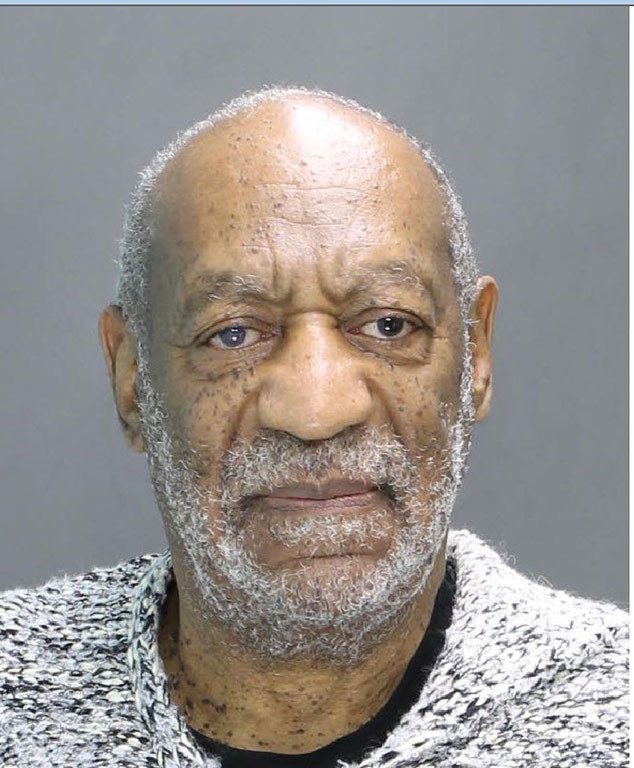 Bill Cosby, Mug Shot