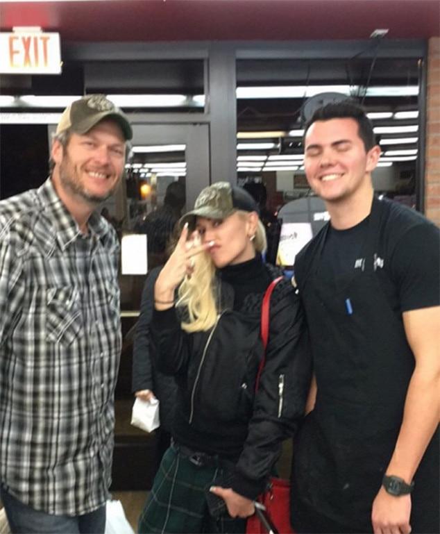 Blake Shelton, Gwen Stefani, Fan