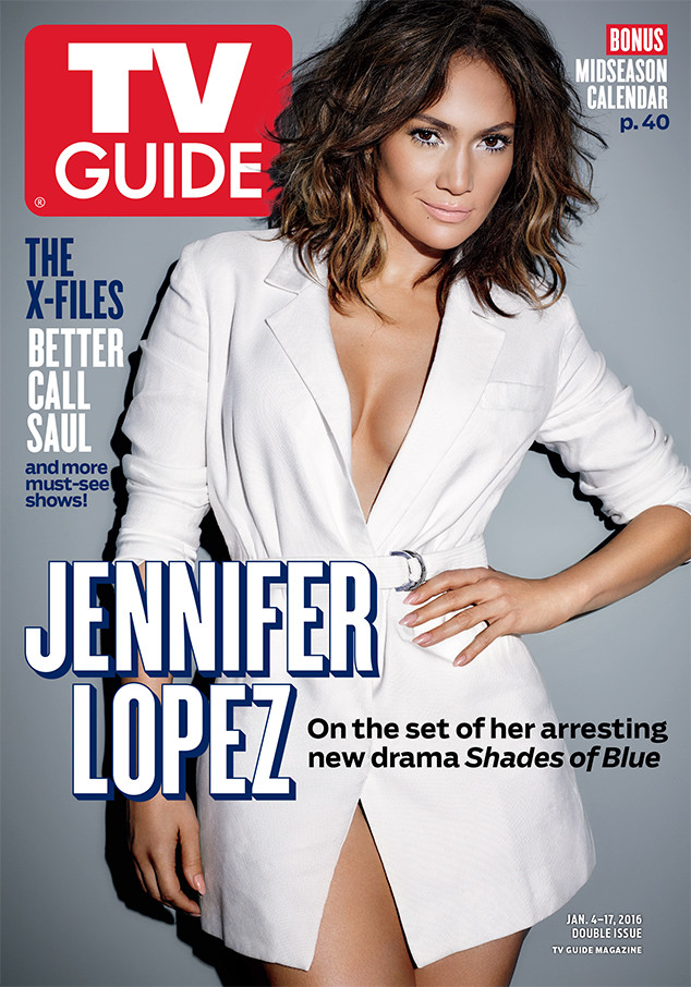Jennifer Lopez, TV Guide
