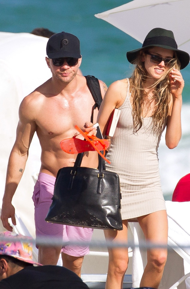 Ryan Phillippe, Paulina Slagter