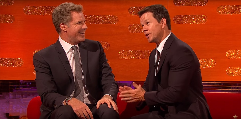 Will Ferrell, Mark Wahlberg, The Graham Norton Show