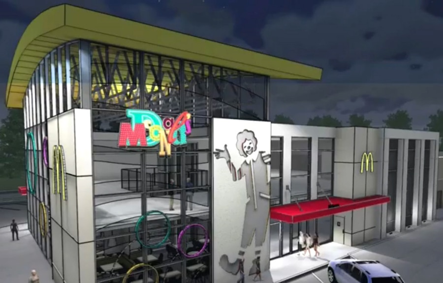 McDonald's Orlando