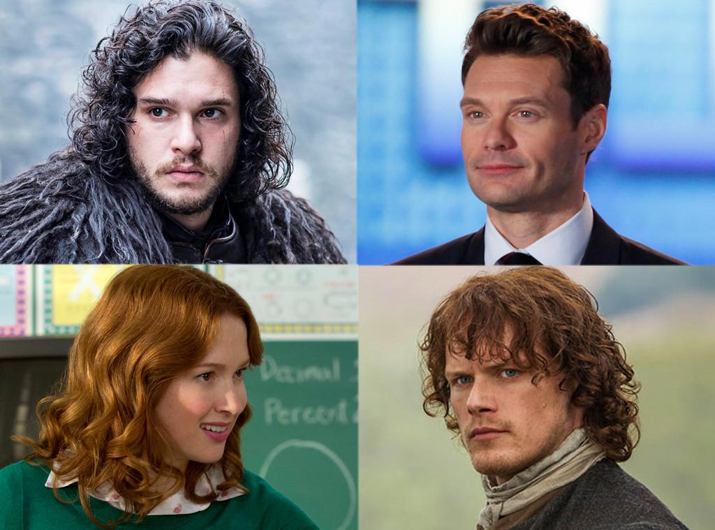 Outlander, Unbreakable Kimmy Schmidt, American Idol, Game of Thrones