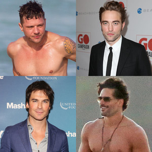 Ryan Phillippe, Ian Somerhalder, Robert Pattinson, Joe Manganiello