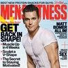 Matt Bomer, Men's Fitness