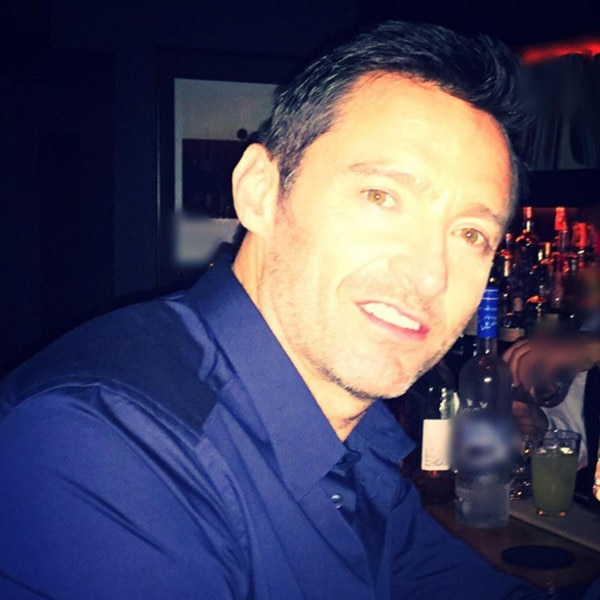 Hugh Jackman, New Year's Eve 2015