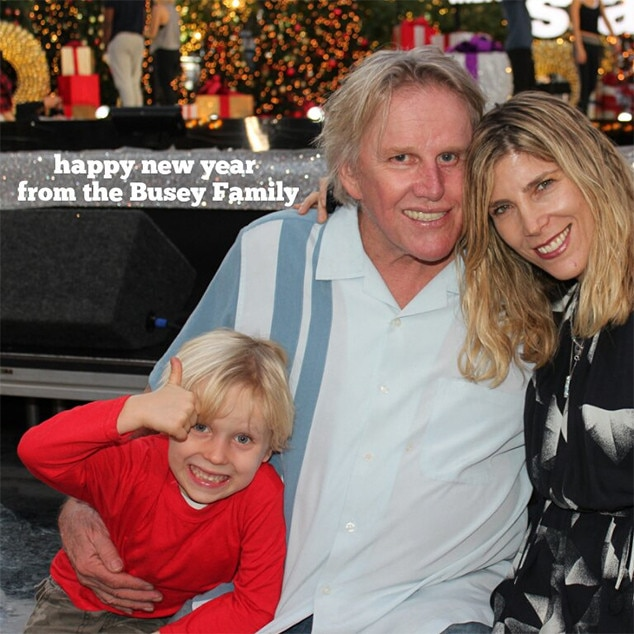 Gary Busey, Steffanie Sampson & Luke Busey from Stars ...