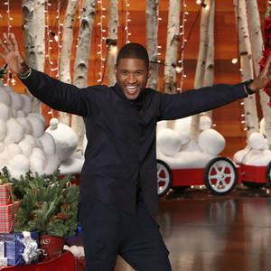 Usher, Ellen DeGeneres