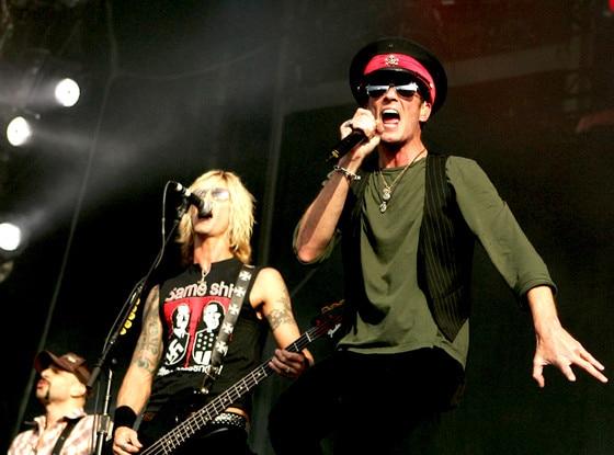 Dave Kushner, Duff McKagan, Scott Weiland, Velvet Revolver