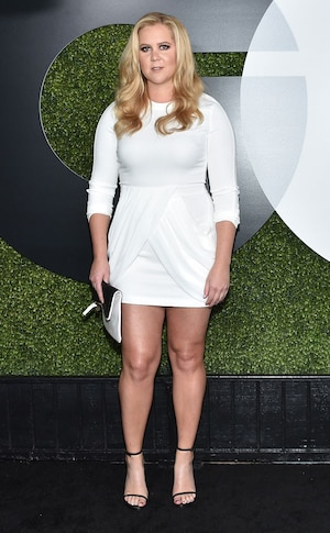 Amy Schumer, GQ Men Of The Year Party