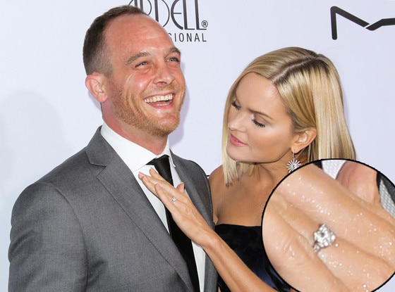 Ethan Embry got engaged to ex-wife Sunny Mabrey