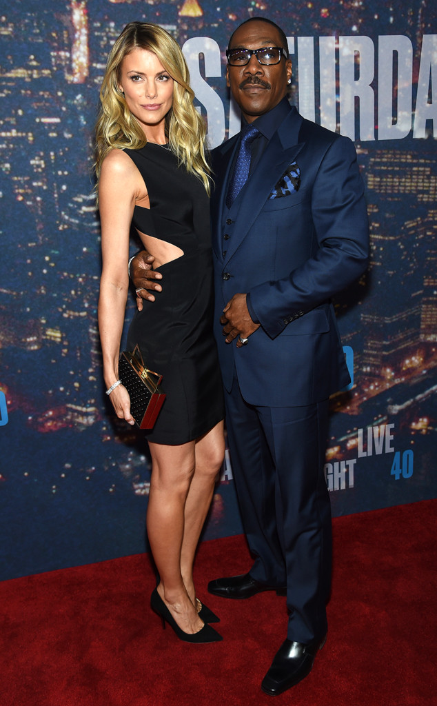 Eddie Murphy, SNL 40th Anniversary Celebration