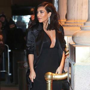 Kim Kardashian, SNL After Party Arrivals