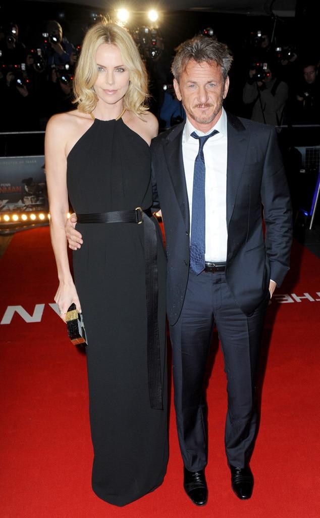 Sean Penn, Charlize Theron