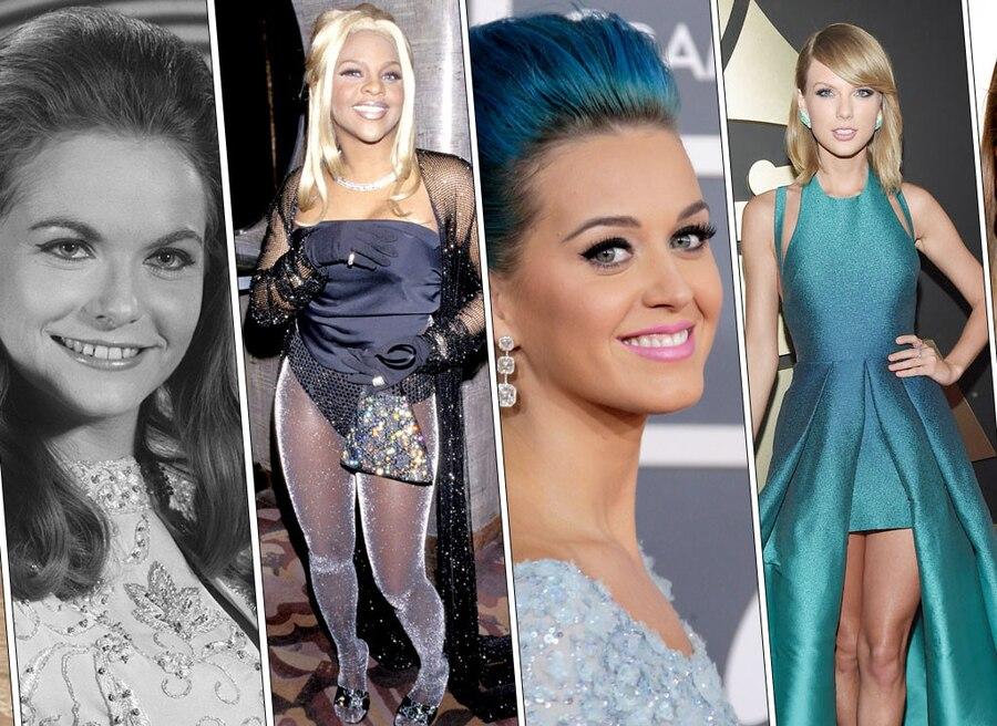 ESC, History of Grammy Fashion