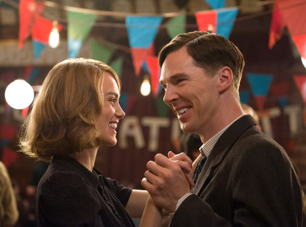 Benedict Cumberbatch, Keira Knightley, The Imitation Game