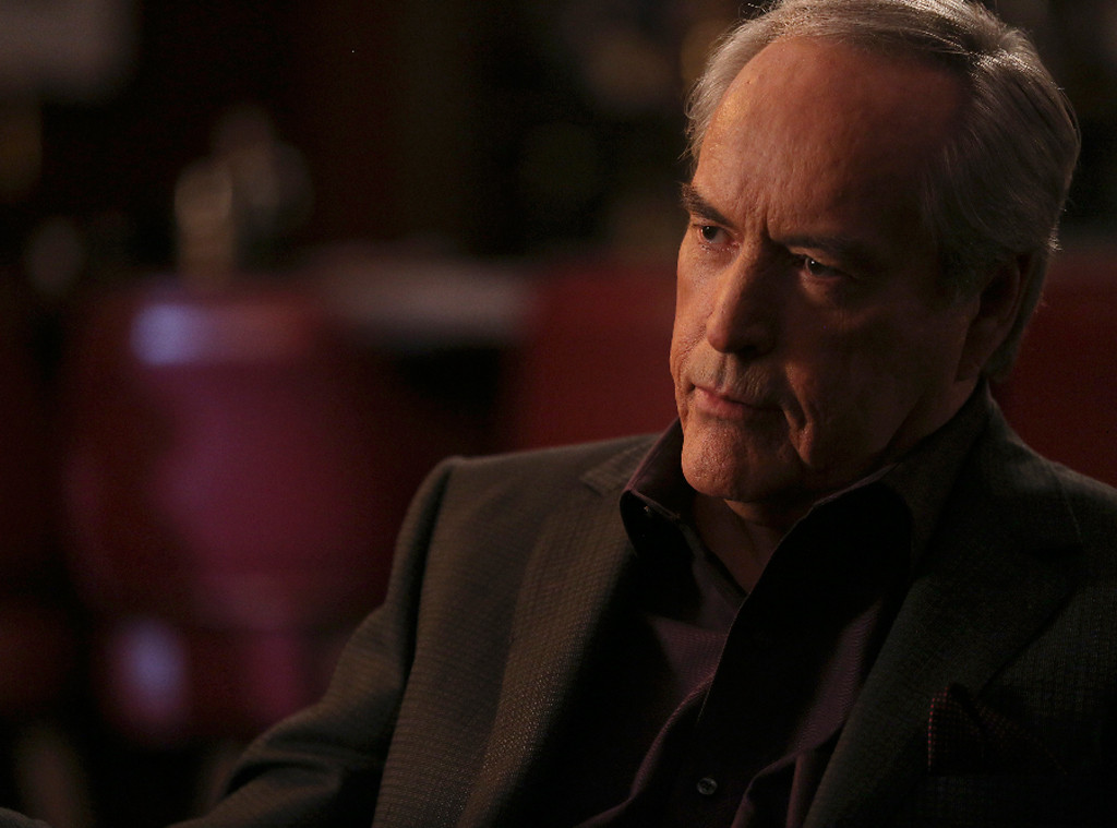 Powers Boothe, Agents of S.H.I.E.L.D.