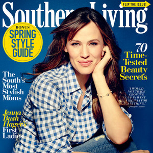 Jennifer Garner, Southern Living