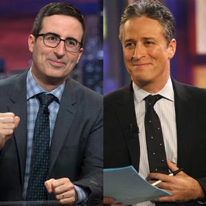 John Oliver, Last Week Tonight, Jon Stewart, Daily Show