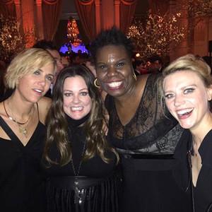 Kristen Wiig, Melissa McCarthy, Leslie Jones, Kate McKinnon, Ghostbusters, Twitter