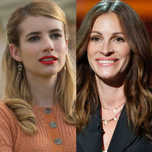 Julia Roberts, Emma Roberts, American Horror Story