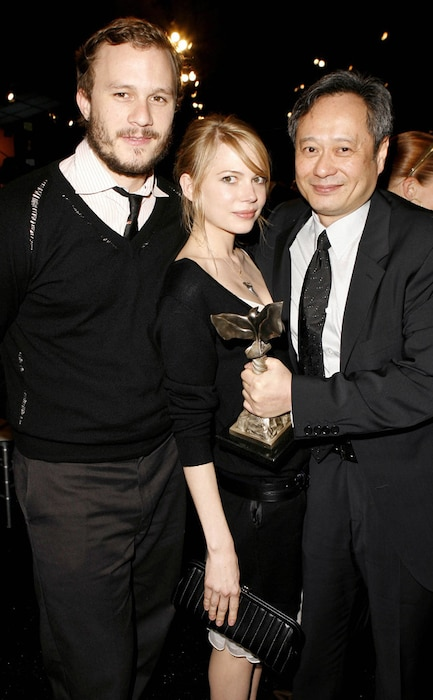 Heath Ledger, Michelle Williams, Ang Lee