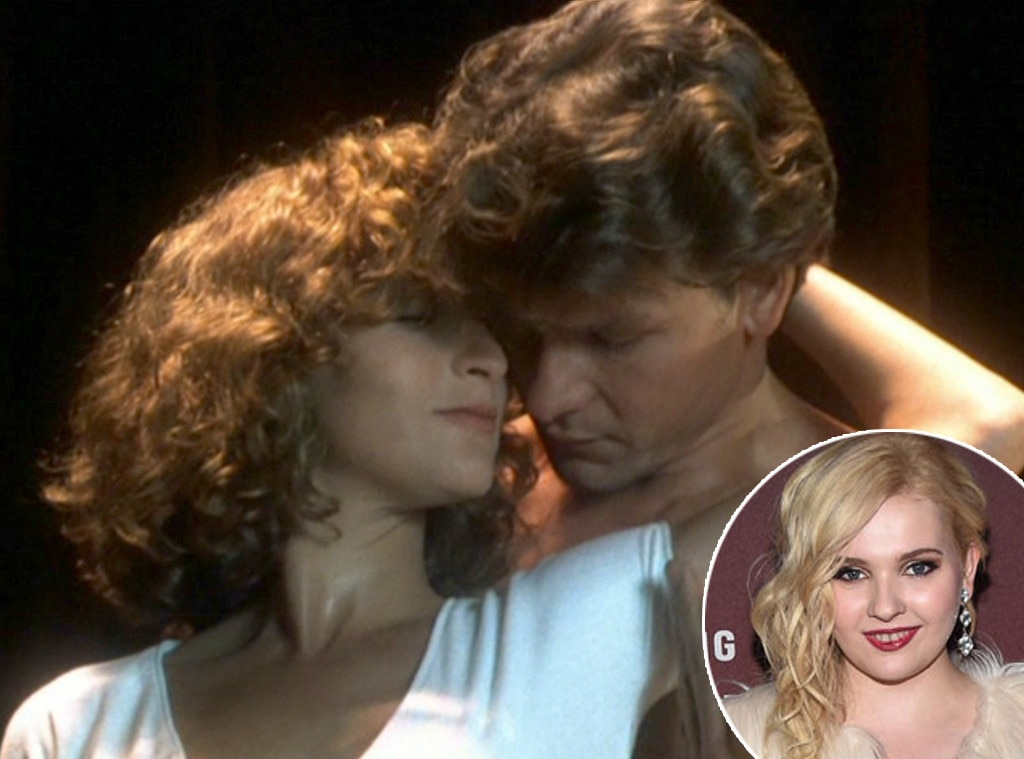 Dirty Dancing, Patrick Swayze, Jennifer Grey, Abigail Breslin