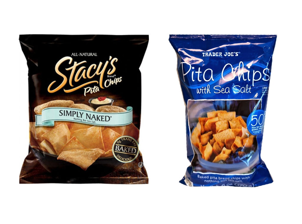 Trader Joe's Knock-Off Foods