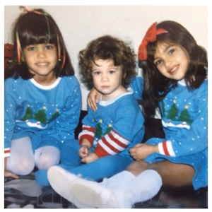The Kardashians as Kids