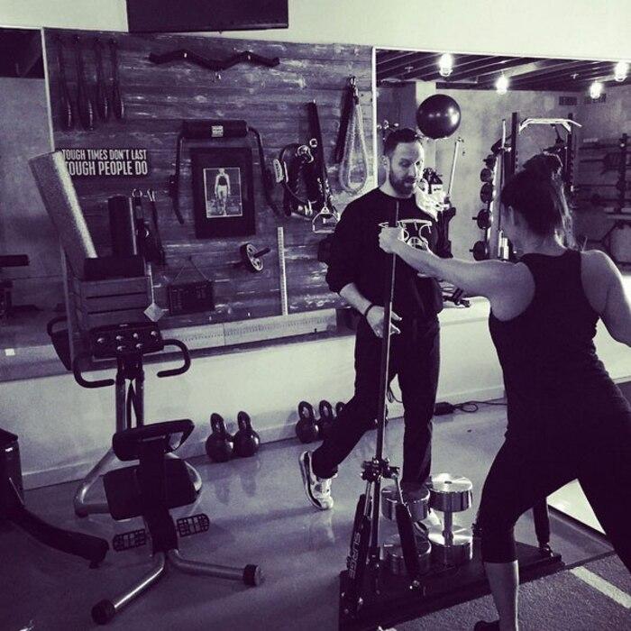 Vanessa Lachey, Workout, Instagram