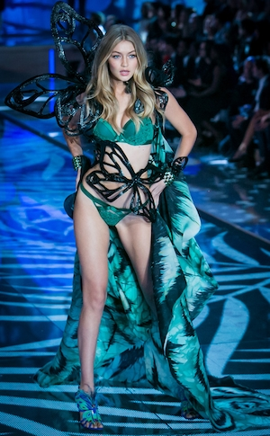 Victorias Secret Fashion Show, Gigi Hadid