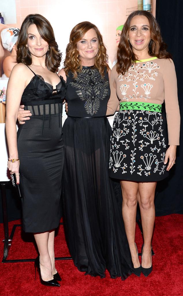 Tina Fey, Amy Poehler, Maya Rudolph
