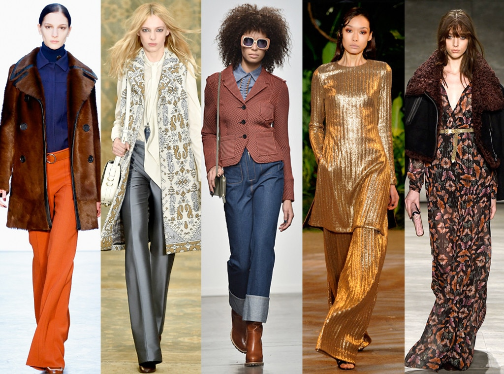 That S So 70s From Biggest Trends At New York Fashion