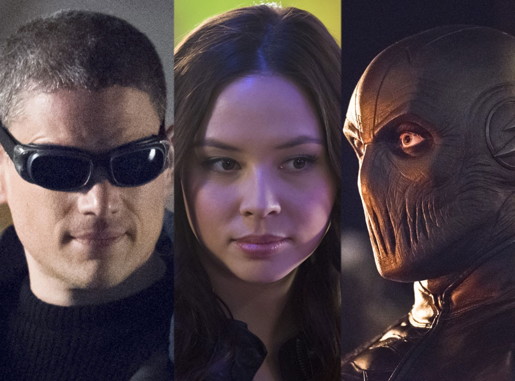 The Flash Villains