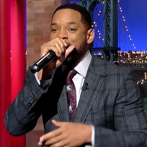 Will Smith, The Late Show