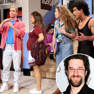 Saved By The Bell, Tonight Show, Dustin Diamond