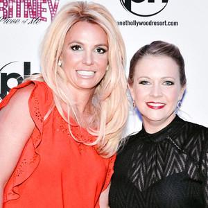 Britney Spears, Melissa Joan Hart