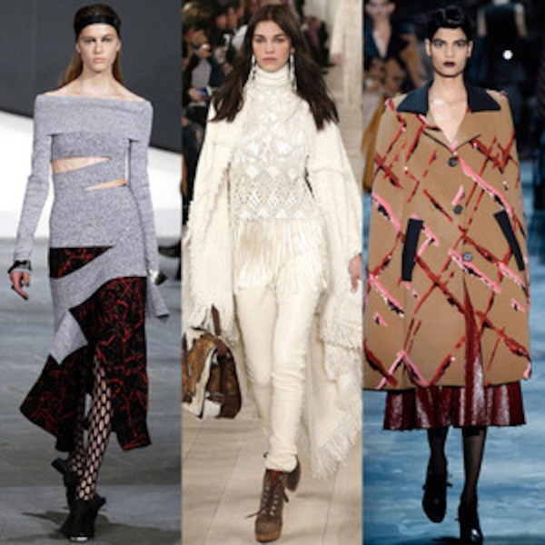 New York Fashion Week Fall 2015: All the Best Finale Shows ...