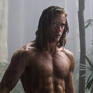 Tarzan, Margot Robbie, Alexander Skarsgard