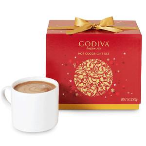 Godiva, Hot Cocoa
