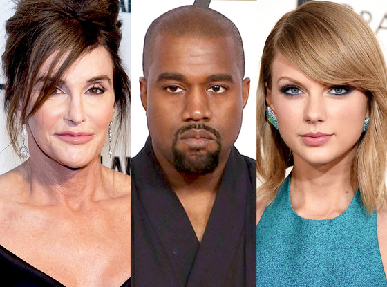 Taylor Swift, Caitlyn Jenner, Kanye West, Facebook Year Review