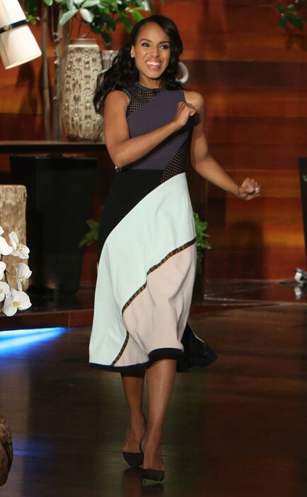 Kerry Washington, Ellen DeGeneres