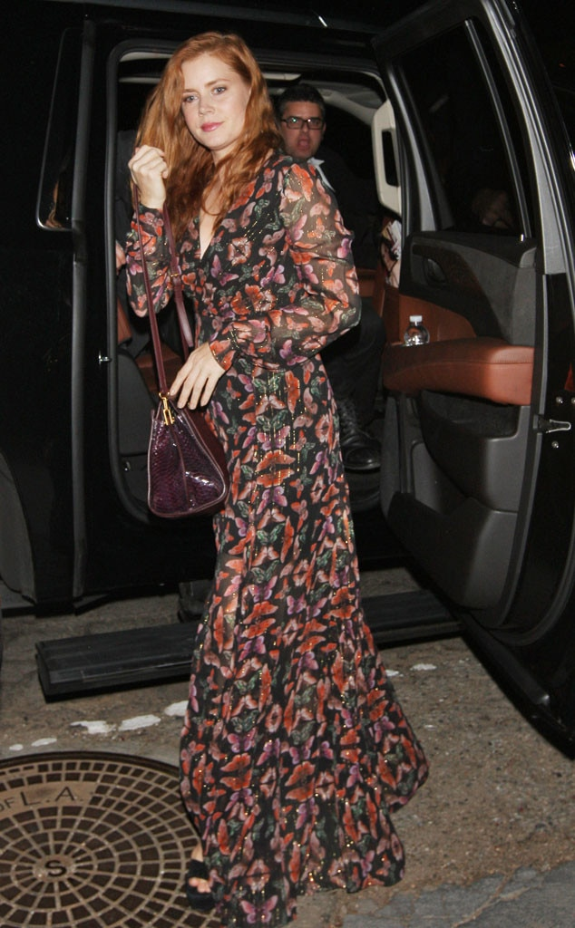 Amy Adams, Jennifer Klein Party