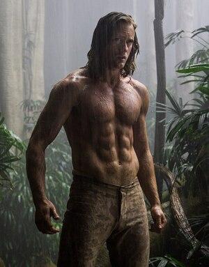 Alexander Skarsgard, Tarzan