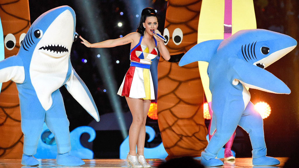 Katy Perry, Super Bowl