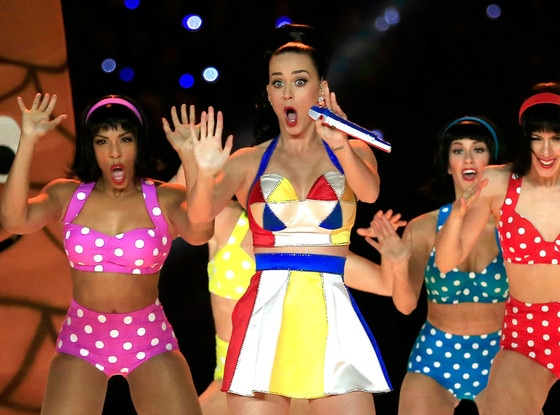 Super Bowl 2015, Katy Perry