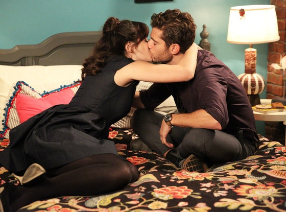 New Girl, Zooey Deschanel, Julian Morris